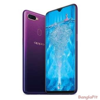 Oppo F9 Starry Purple 4 GB Ram & 64 GB Rom